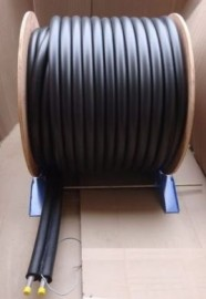Tube solaire double DN25 - 80m