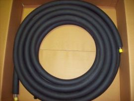 Tube solaire simple isolé DN20 - 50m